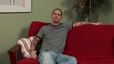 stud strokes with hot Rican dude.