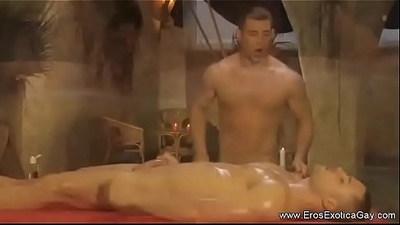Sensual Massage For His Body