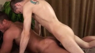 Gay twink boys peeing fucked first time I told Brody to give Rocco a