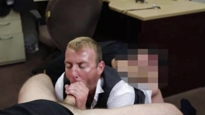 Pawn gay male Groom To Be, Gets Anal Banged!