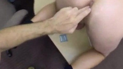 Boy gay sex pissing first time Groom To Be, Gets Anal Banged!
