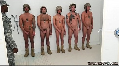 Porn soldier in underwear gay The Troops are wild!