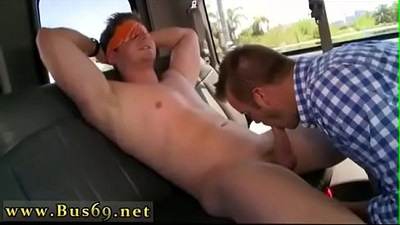 Trailer park straight boys gay sleeping Round Ass On The BaitBus
