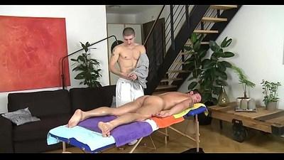 Erotic homo massage episode