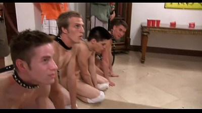 Homo lad massage porn