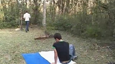Latinos Barebacking Outdoor Fuck