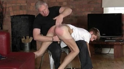 Male hot tan line butt gay Spanking The Schoolboy Jacob Daniels