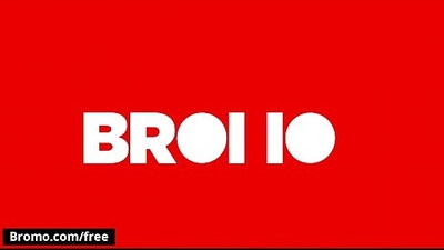 Kyler Ash with Noah Jones at The Fuck Room Scene Trailer preview Bromo