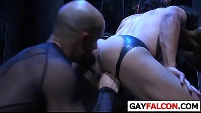 Sean Zevran seducing Dorian Ferro