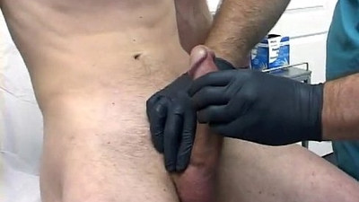 Hot twink His weenie was spitting pre cum and his dick head got red