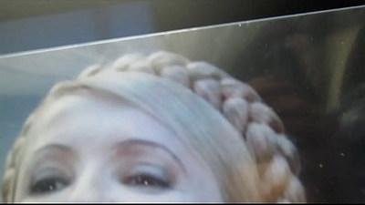 I love Yulia Tymoshenko...Is she not beautiful?