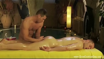 Erotic Massage For His Ass