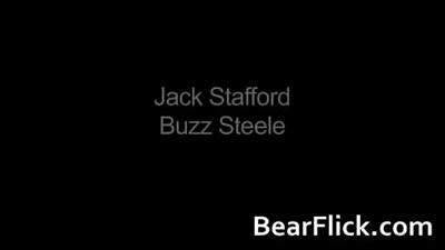 Hairy gay bear blowjob sex by BearFlick gay porno