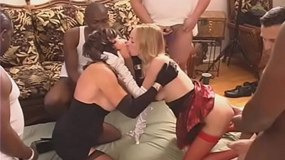 Mom and Daughters SWINGERS PARTY